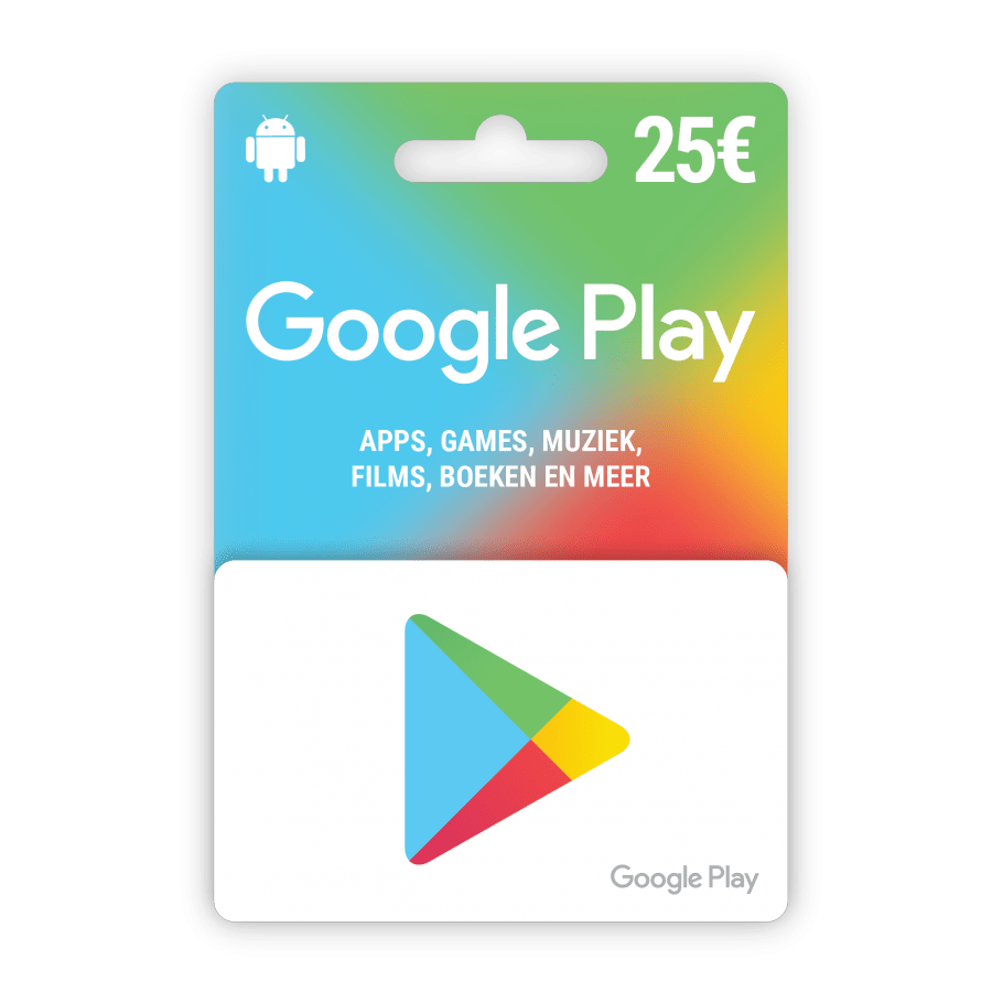 What to do with a Google Play gift card?