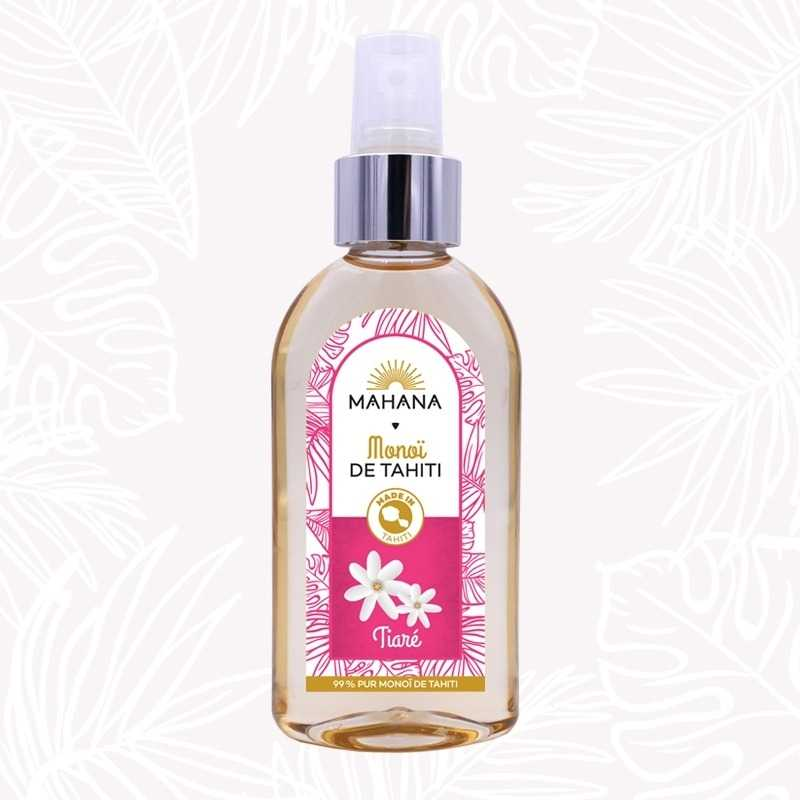 How to apply and know a good quality Monoi oil?