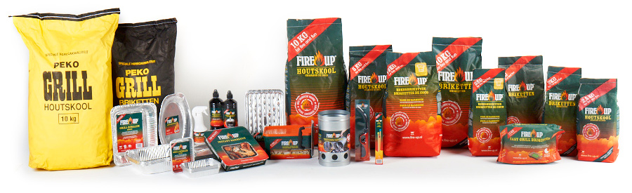 Purchase ecological firestarters from a environmentally conscious manufacturer